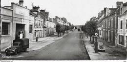 60. Oise : Noailles  : Rue De Calais . - Noailles
