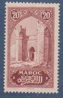 MAROC          N°  YVERT  105    NEUF SANS CHARNIERE      ( Nsch 02/24 ) - Nuovi