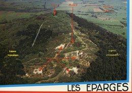 CP -55- Verdun- L'Eperon Des Eparges   ( Non écrite ) - Verdun