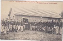 Parade Van Het 2de Regiment Lanciers Te Luik/Liège - Regiments