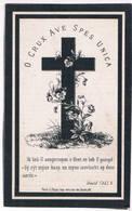 Dp. Smet Joannes. Wed. Vervoort Theresia. ° Bornhem 1799 † Sint-Amands 1877  (2 Scan's) - Religion &  Esoterik