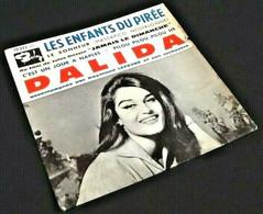 Vinyle 45 Tours  Dalida  Les Enfants Du Pirée (1962) - Música De Peliculas