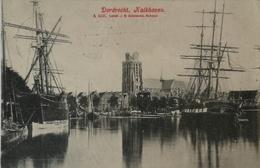 Dordrecht // Kalkhaven 1906 Uitg. Schalekamp 552 - Dordrecht
