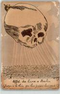 53162870 - Karikatur - Guerre 1914-18