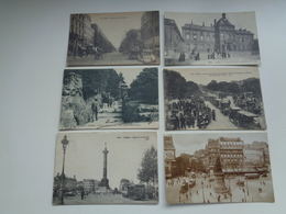Lot De 60 Cartes Postales De France  Paris   Lot Van 60 Postkaarten Van Frankrijk  Parijs  - 60 Scans - 5 - 99 Karten