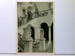 AK Meersburg Am Bodensee, Neues Schloss Treppenhaus; Bodenseekunst - Germany
