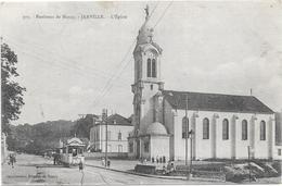 JARVILLE : L'EGLISE - Autres Communes