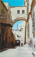 Ece Homo Arch, Via Dolorosa - Jérusalem, Jordan - Israele