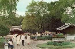 Korea, North - Le Parc Seundjouk - Korea, North