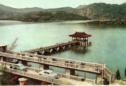 Korea, North - Le Reservoir D'eau Sangdo - Korea, North