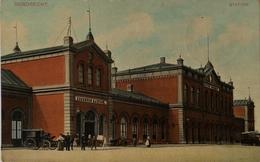 Dordrecht // Station 1908 - Dordrecht
