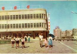 Korea, North - Avenue - Corée Du Nord