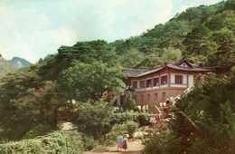 Korea, North - La Maison De Repos De Bakyeun - Corée Du Nord
