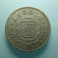 Portuguese Angola 50 Centavos 1923 - Portogallo