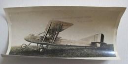 PHOTO SECTION TECHNIQUE AERONAUTIQUE AVION LETORD BI MOTEUR HISPANO 150 HP AVIATION GUERRE 1914 1918 - Aviation
