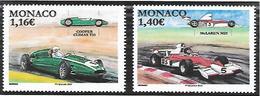 Monaco 2020 -  Cooper Climax T53 Et Mac Laren M23 ** - Monaco