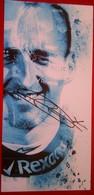 Williams Racing Robert Kubica - Handtekening