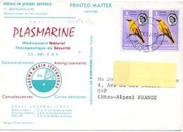 Carte Pub Plasmarine ; Afrique Australe - Other