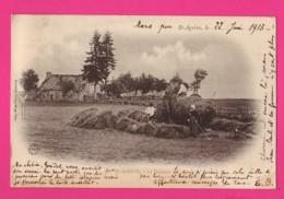 CPA (Réf: Z 2806) Saint-Agrève La Fenaison  (07 ARDÈCHE) - Saint Agrève