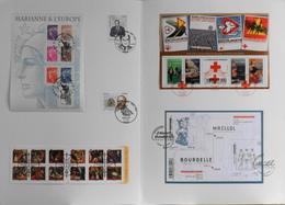 Divers FDC Novembre 2011 - Edité Par La Poste - Encart Souvenir Philatélique - Salon D'Automne 2011 - TBE - Documents Of Postal Services
