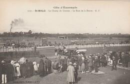 CARTE POSTALE   SAINT MALO 35   Le Champ De Course.Le Saut De La Douve - Saint Malo