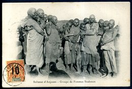 Anjouan - Anjouan (1892-1912)
