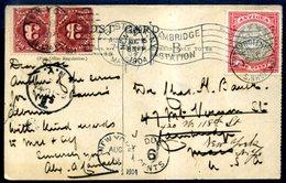 Antigua - 1858-1960 Colonie Britannique
