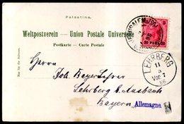 Austrian Levant (Austo-Hungarian POs In Turkey) - Lettres & Documents
