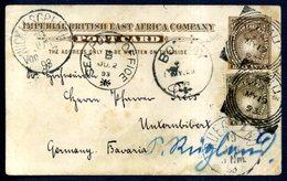 British East Africa Company - Kenya, Uganda & Tanganyika