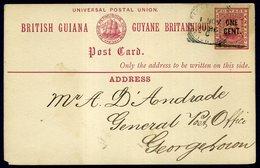 British Guiana - Guyane Britannique (...-1966)