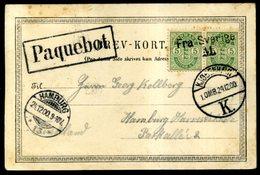 Denmark - 1864-04 (Christian IX)