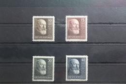 Österreich 494-497 ** Postfrisch #TI654 - Austria