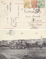 Cartolina Illustrata Verbo-Roma - 28/05/1912 - Ungarn