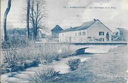 Dampicourt - La Chavratte Et Le Pont - N° 12 -  L. Duparque - Circulé - 2 Scans. - Virton