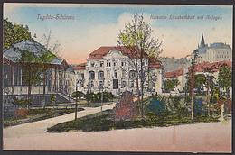 Teplitz-Schönau Teplice Teplice-Šanov Kaiserin Elisabetbad - Sudeten