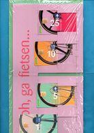 Netherlands 4 Mint Chip Phonecards In Folder - Télécartes