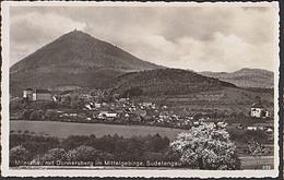 Teplitz-Schönau Teplice Mileschau Sudetengau Bergwirtschaft Donnersberg Josef Schindler - Sudeten