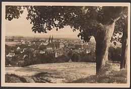 Ak Eger Cheb  Sudeten Photo Blick Auf Stadt Panorama * - Sudeten