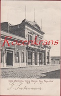 Argentina Argentine Teatro Politeama Bahia Blanca Argentinie 1906 (En Très Bon état - In Very Good Condition) - Argentinië