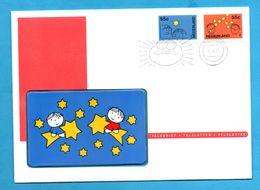 Netherlands  Mint Phonecard In Envelope - Télécartes