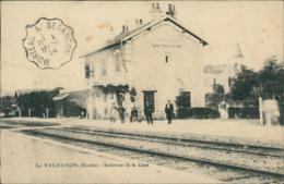 25 VALDAHON / La Gare / - Autres Communes