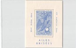 Luchtvaartdagen Gent 1946 - Au Profit Des Ailes Brisées - Cinderellas
