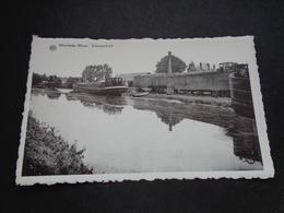 Belgique  België  ( 2701 )   Moerbeke - Waas    Scheepswerf - Moerbeke-Waas