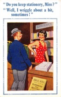 DONALD McGILL COMIC POSTCARD #21535 - Mc Gill, Donald