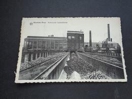 Belgique  België  ( 2703 )   Moerbeke - Waas   Suikerfabriek   Fabrique à Sucre - Mörbeke-Waas