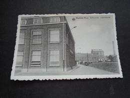 Belgique  België  ( 2704 )   Moerbeke - Waas   Suikerfabriek   Fabrique à Sucre - Moerbeke-Waas