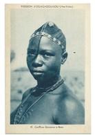 """AFRIQUE - BURKINA FASSO - MISSION D'OUAGADOUGOU - """"Coiffure Féminine à Bam"""" - CPA - Burkina Faso"""