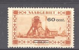 Sarre  :  Yv  139  * - 1920-35 Saargebied -onder Volkenbond