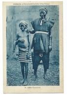 """AFRIQUE - BURKINA FASSO - MISSION D'OUAGADOUGOU - """"Sifflet Gourounsi"""" - CPA - Burkina Faso"""