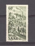 Sarre  :  Yv  290  ** - 1947-56 Gealieerde Bezetting